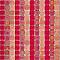 Mosaïque rouge 33 x 33 cm Linéal Coral (vendue au carton)