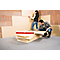 Panneau polystyrène extrudé emboîtable multi-usage Soprema 125 x 60 cm ép. 80 mm R. 2,2 m²K/W (vendu au panneau)