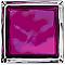 Brique de verre Brilly Nuage rubis