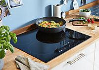 Plaque de cuisson vitrocéramique Beko HQC 64401, 4 foyers