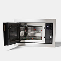 Micro ondes grill encastrable Beko MQB25332BG 25L