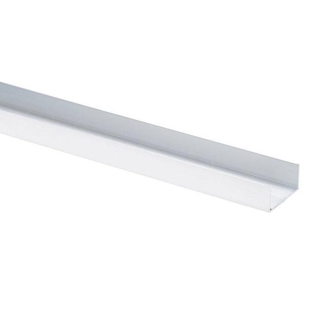 Profil C Aluminium 32 Mm L 4 M Castorama