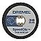 5 disques plastique à tronçonner DREMEL SpeedClic 38 mm
