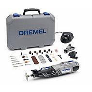 DREMEL 8220-2/45 Outil multi-usage sans fil Li-Ion (12V)