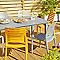Table de jardin Futura 165 x 94 cm