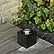 Spot extérieur à enterrer AKANUA Vario mini orientable noir/granite