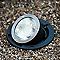 Spot extérieur à enterrer AKANUA Vario mini orientable noir/inox
