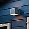 Applique extérieure AKANUA Square wall aluminium