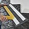 Plaquette de parement polystyrène Xfit anthracite (vendue au carton)