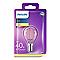 Ampoule à filament LED PHILIPS sphère E14 40W