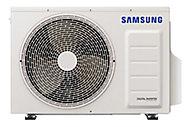 Climatiseur fixe à faire poser Inverter Samsung Wind free Avant 2500W - Unité extérieure