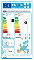 Climatiseur fixe à faire poser Inverter Samsung Luzon 2500W - Unité intérieure