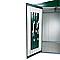 Abri de jardin métal Biohort Europa T3, 3,33 m² ép.0,53 mm