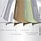 Abri de jardin métal Biohort Europa T4, 4,93 m² ép.0,53 mm