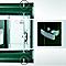 Abri de jardin métal Biohort Europa 3, 3,33 m² ép.0,53 mm