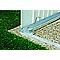 Cadre de sol pour abri de jardin métal Biohort Europa T3