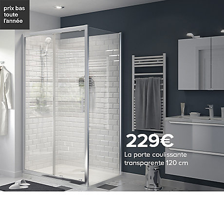 47d54d8c111d63 Une douche sur mesure et modulable Découvrez les parois de douche Beloya