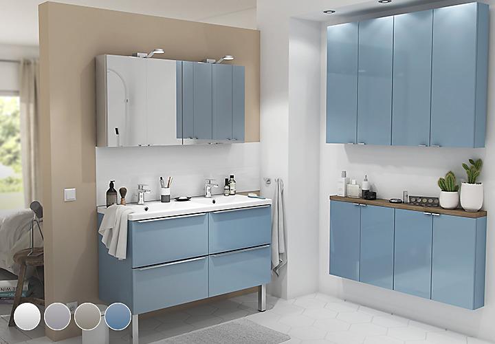 Collections meuble de salle de bains castorama - Meubles salles de bain castorama ...