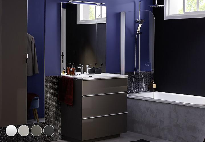 Collections meubles de salle de bains   Castorama