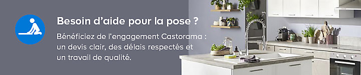 Plan De Travail Et Credence Castorama