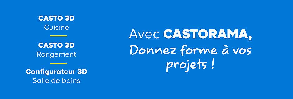 Casto 3d Plan Cuisine Salle De Bain Et Dressing Castorama