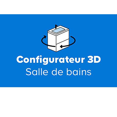 Configurateur 3d De Plan Et Amenagement De Salle De Bains Castorama