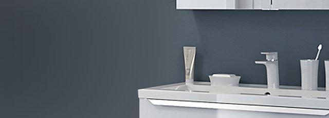 Meuble de salle de bains   Castorama