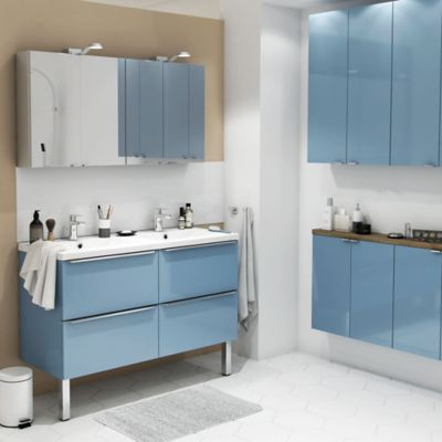 castorama et meuble salle de bain
