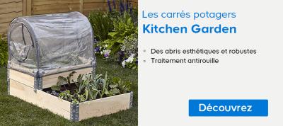 Serre Pot De Fleurs Bac Jardiniere Et Carre Potager Castorama