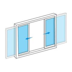 La fenêtre de poche sur mesure