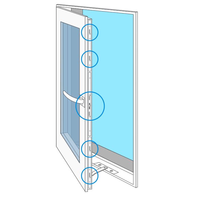 Choisir Des Systèmes De Sécurité Pour Fenêtre Castorama