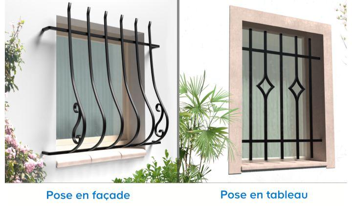 Choisir des systèmes de sécurité pour fenêtre