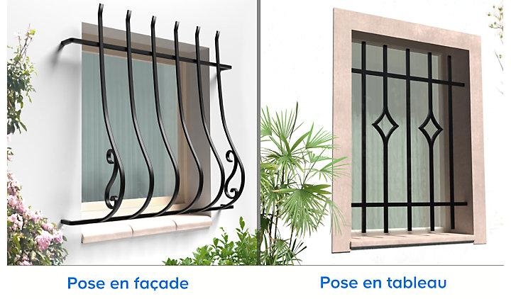 choisir des syst mes de s curit pour fen tre castorama. Black Bedroom Furniture Sets. Home Design Ideas
