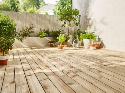 Préparer Votre Projet De Terrasse En Bois