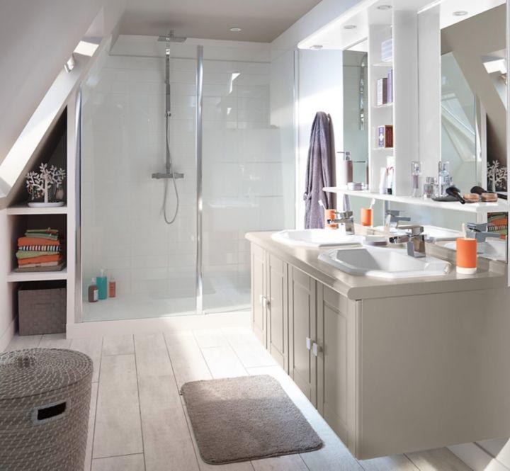 Concevoir une salle de bains en 3D | Castorama