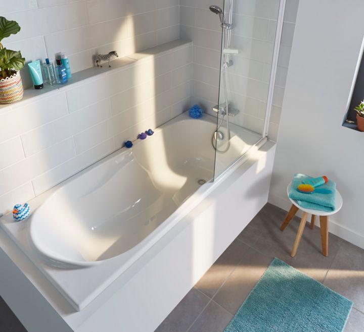 quelle baignoire choisir castorama. Black Bedroom Furniture Sets. Home Design Ideas