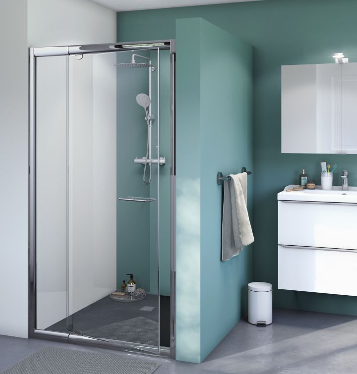 Douche 3 Murs quelle douche choisir | castorama