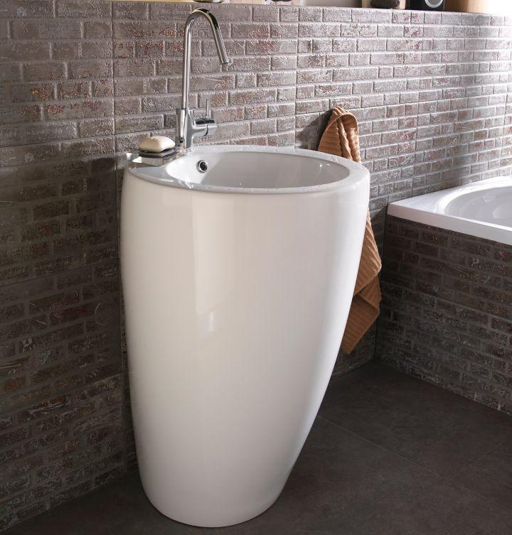 Choisir Une Vasque Ou Un Lavabo Castorama