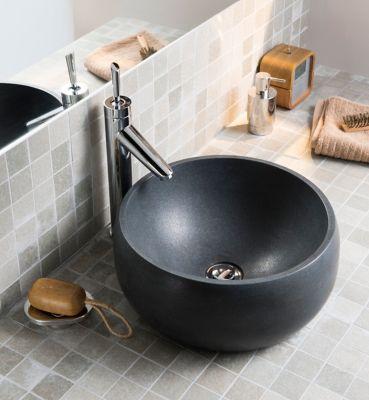 vasque en pierre castorama Les vasques à poser ou à encastrer et les plans vasques