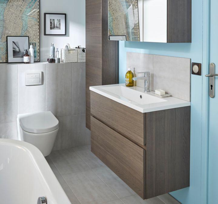Choisir des meubles de salle de bains | Castorama