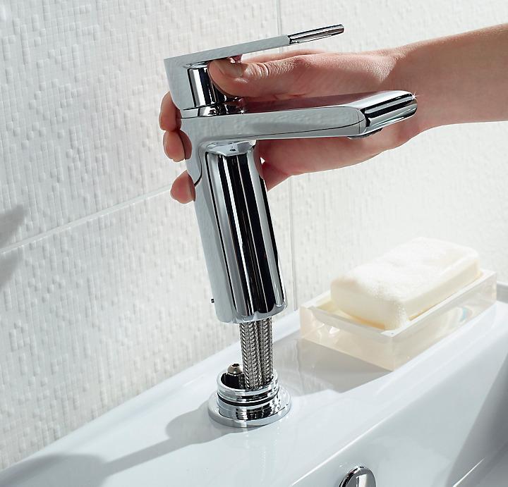 Comment installer un mitigeur