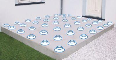 Marvelous Installer Une Terrasse En Caillebotis Sur Plots