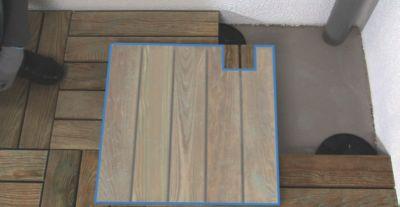 Awesome Installer Une Terrasse En Caillebotis Sur Plots