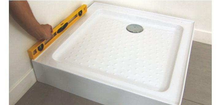 Comment Installer Une Cabine De Douche comment poser une cabine de douche | castorama