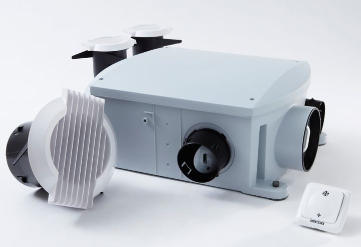 Choisir Une Ventilation Mecanique Castorama
