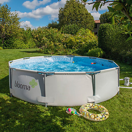 Piscine et spa castorama for Jacuzzi hinchable carrefour