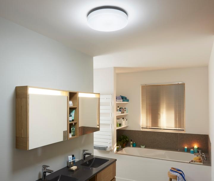 Choisir l\'éclairage pour la salle de bains | Castorama