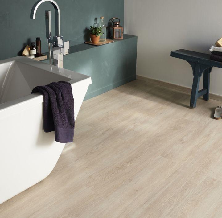 Choisir le sol pour la salle de bains | Castorama