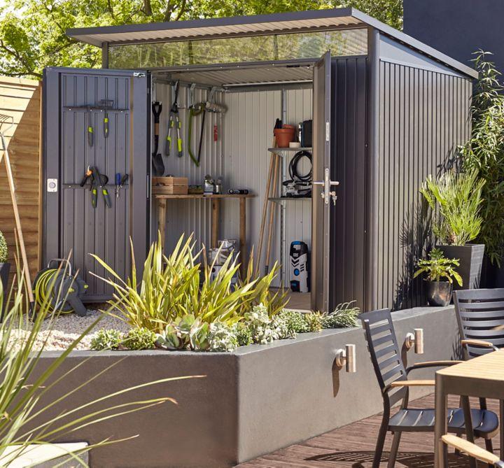 Choisir Un Abri De Jardin  Castorama