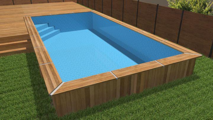 Piscine Semi Enterrable choisir une piscine | castorama